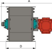 Rotary valve - 498